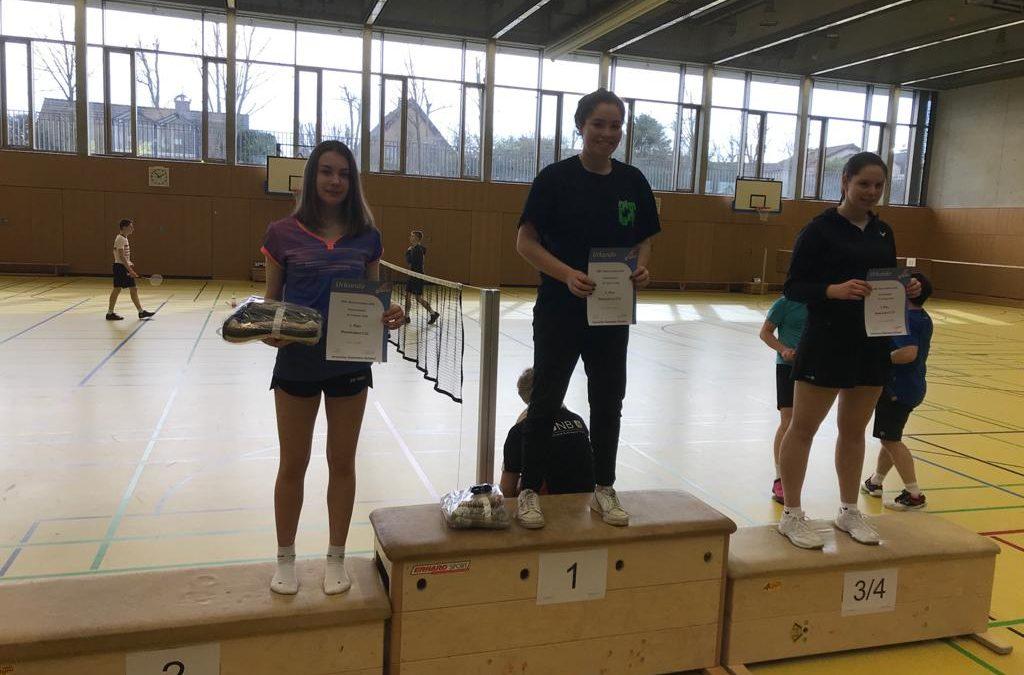 BLZ-Damen gewinnen die Hessische U22-Meisterschaft